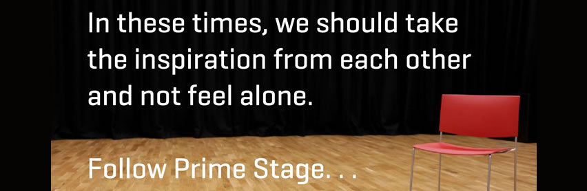 Follow Prime Stage on Facebook